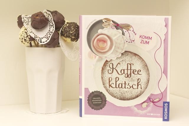 Buch Kaffeeklatsch mit Rezepten und Cakepops