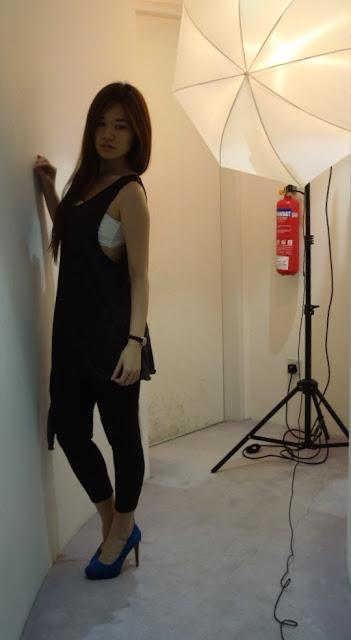 Jonah model training, Noel Caleb, Singapore, The Co, Blogger Juliana Chong