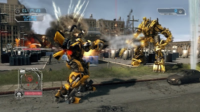 Screenshot 1 - Transformers: Revenge of the Fallen | www.wizyuloverz.com