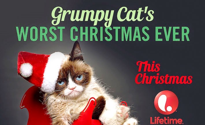 Grumpy Cat's Worst Christmas Ever 2014