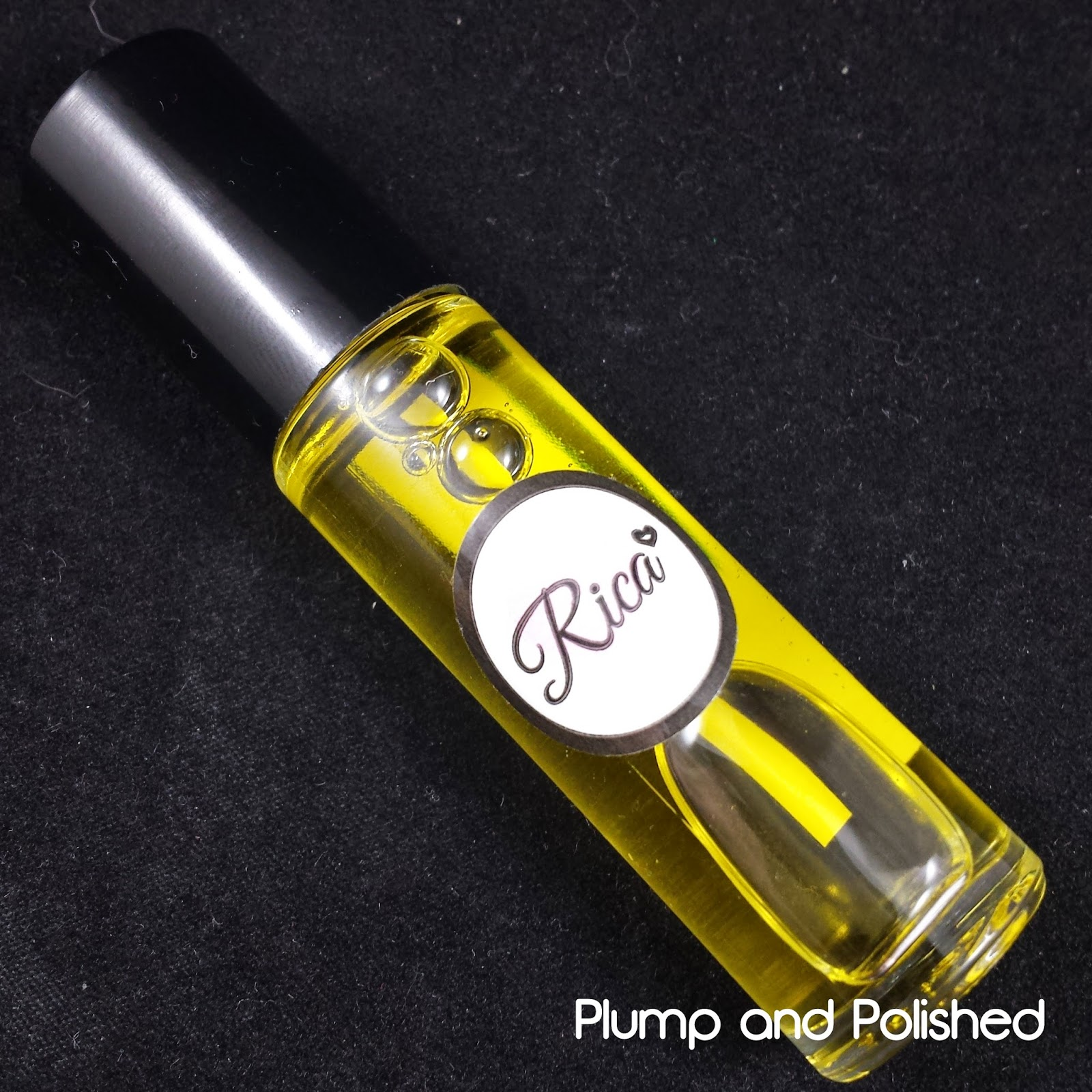 Rica - Heal + Fortify Cuticle Oil