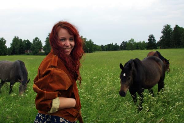 aliciasivert, alicia sivertsson, häst, horse, midsommar