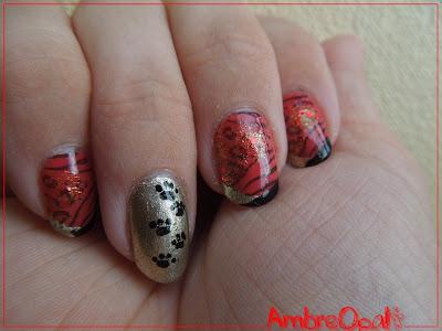 nailstorming: graou nail