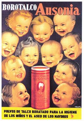 anuncio retro imágenes vintage