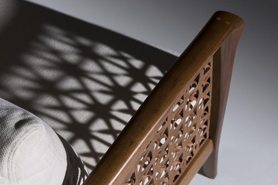 Saccaro Cobogo armchair