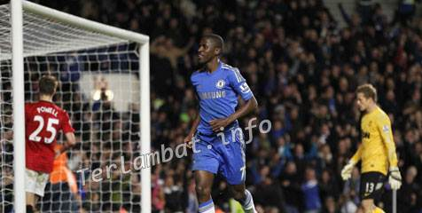 Chelsea VS Manchester United Capital One Cup 1 November 2012