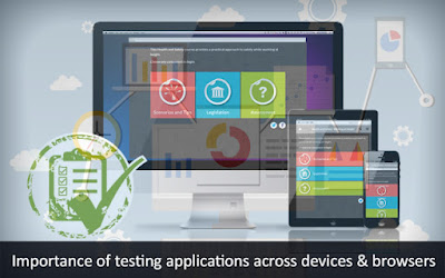 Testing Applications Importance across Devices & Browsers