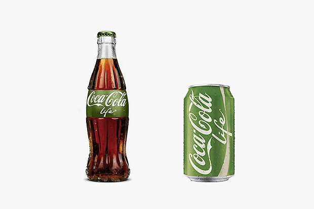 Coca-Cola Life | Coca-Cola Life Argentina | Coca-Cola Launches New Coca-Cola Life Coca-Cola has just launched Coca-Cola Life