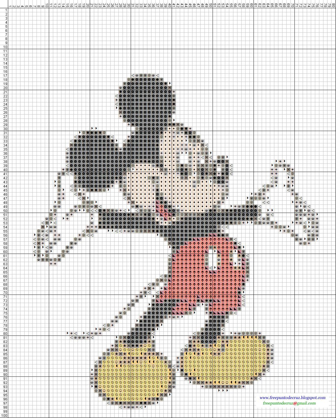 Mickey+Mouse+Disney+-+Punto+de ...