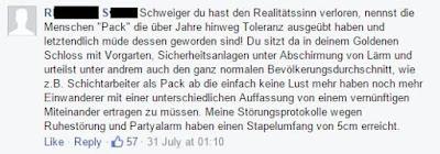 Gegen Flüchtlinge Nazis Rechts Wutbürger