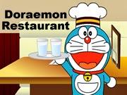game Nhà hàng Doremon, chơi game nhà hàng tại GameVui.biz
