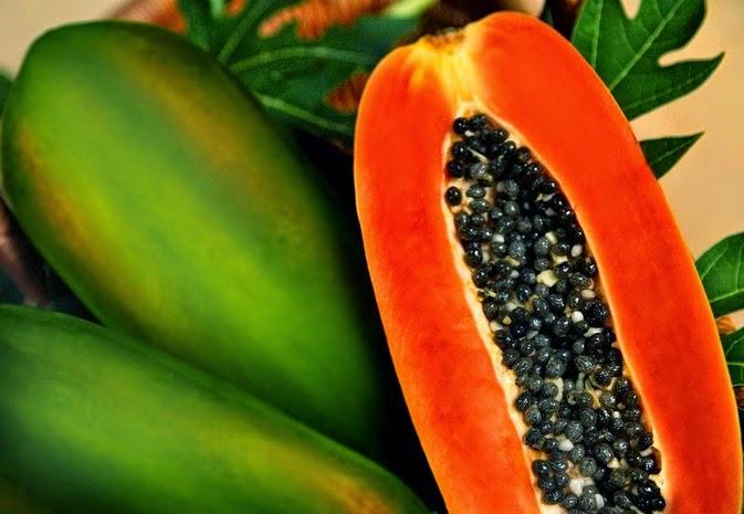 hanya buah pepaya ranum dan matang boleh dikonsumsi ibu hamil