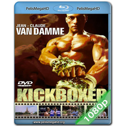KICKBOXER (1989) FULL 1080P HD MKV ESPAÑOL LATINO