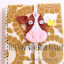 Felt Cow Notebook Hugger {with free template}