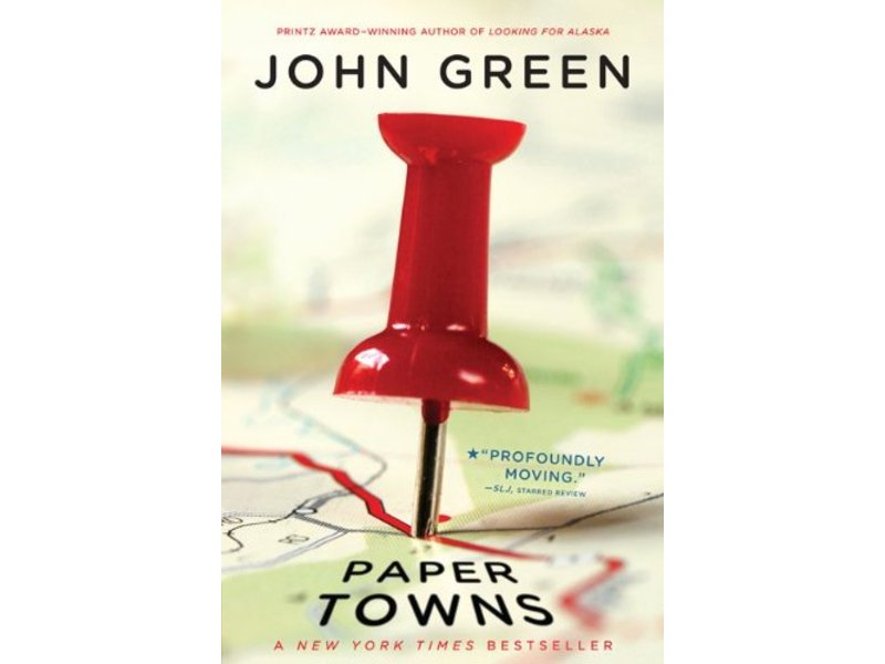 paper towns prologue chapter 1 Get an answer for 'when and where does chapter one of paper towns begin' and find homework help for other paper towns  the book's prologue was set when.