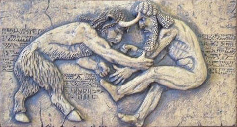 the summary of gilgamesh and the themes of death and immortality Gilgamesh a new english version  he journeys over the waters of death to find utnapishtim,  his immortality comes from his city and the tale of his heroic.