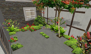 Zen ambient dise o de jardines servicios de jardiner a for Diseno jardines exteriores 3d gratis