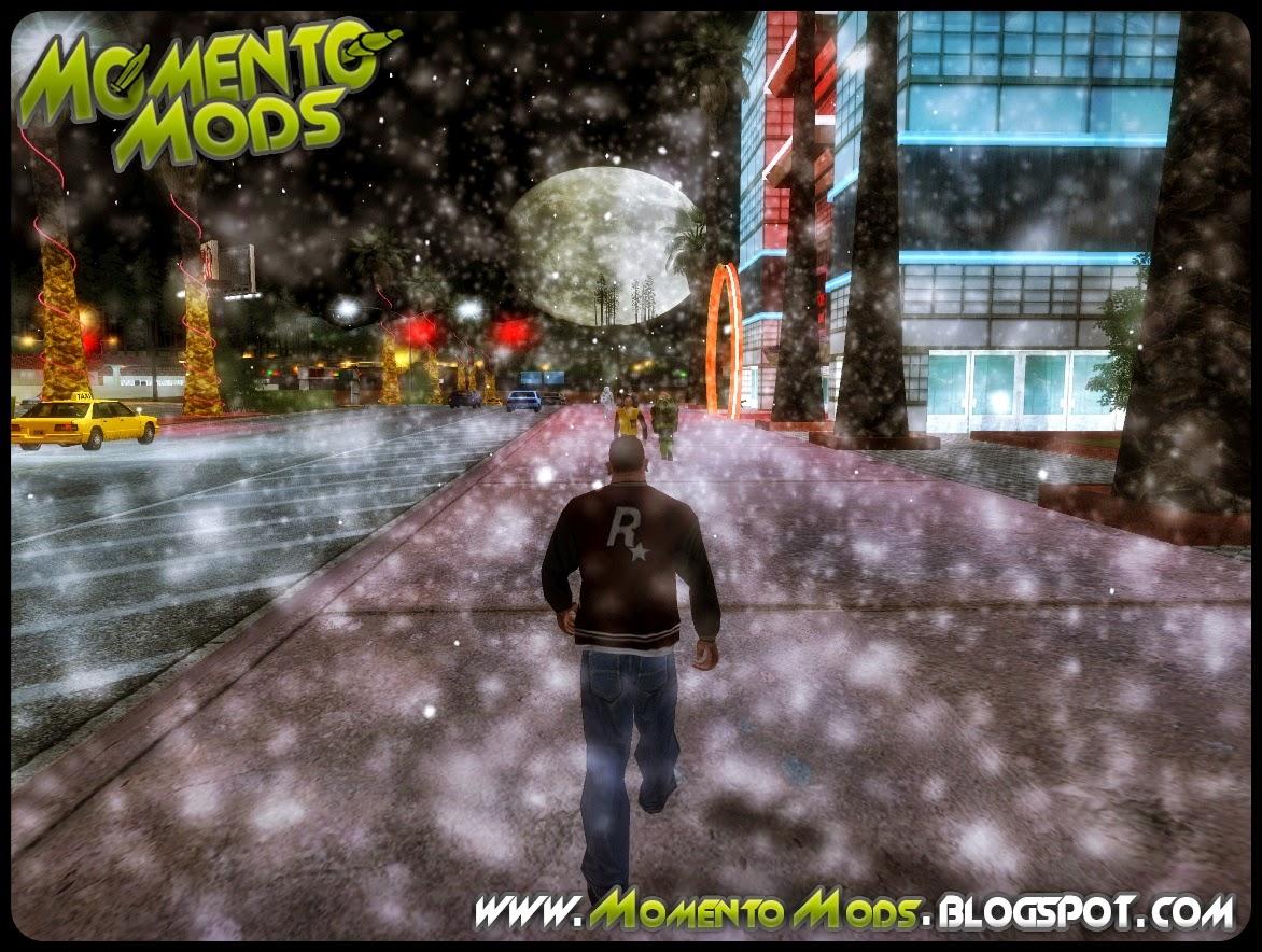 GTA SA - Mod De Nevar
