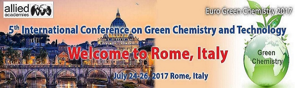 5th International Conference on Green Chemistry and Technology