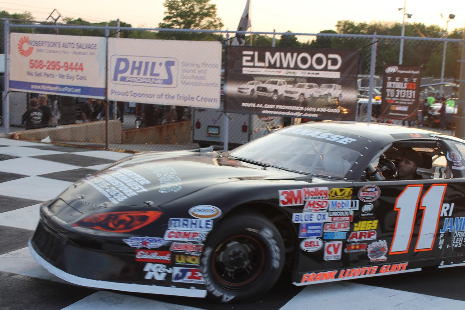 Race Chatter On Wnri Com 1380 Am Or 95 1 Fm Late Model