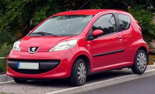 Harga Mobil Peugeot 107