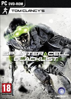 Tom Clancys's Splinter Cell Blacklist Xbox 360