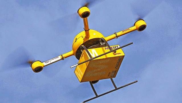 NOTICIA INSÓLITA - Se busca piloto de drones: salario inicial de 100.000 dólares