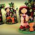 Muñecas Filigrana 3D - quilling