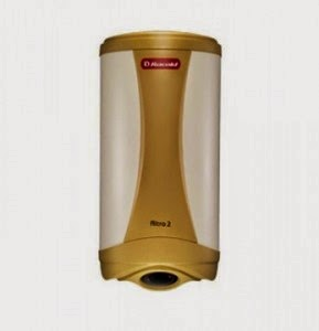 Snapdeal: Buy Racold 25L 5 Star Altro 2 Vertical Geyser at Rs. 7881