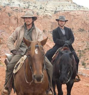 Dan Evans leads Ben Wade to justice © 2007 Yuma, Inc.