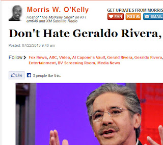 See Geraldo Rivera Shirtless