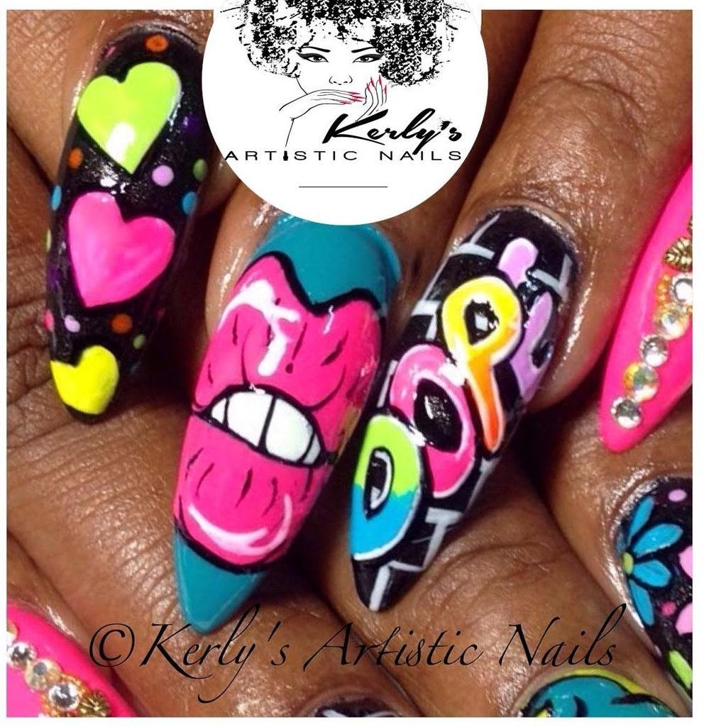 Nail Art Ideas Artistic Nail Art Designs Pictures Of Nail Art