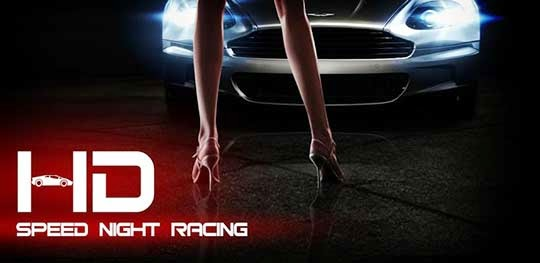 Speed Night Racing HD android apk