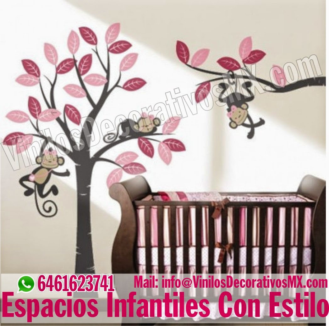 Tendencias en decoracion con vinilos decorativos 2015 - Vinilos decorativos arboles ...