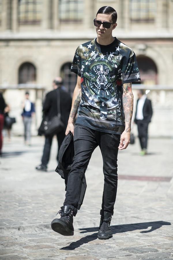 Paris Men's Spring 2014 Fashion Week Day 3 ~ Fashion Trends