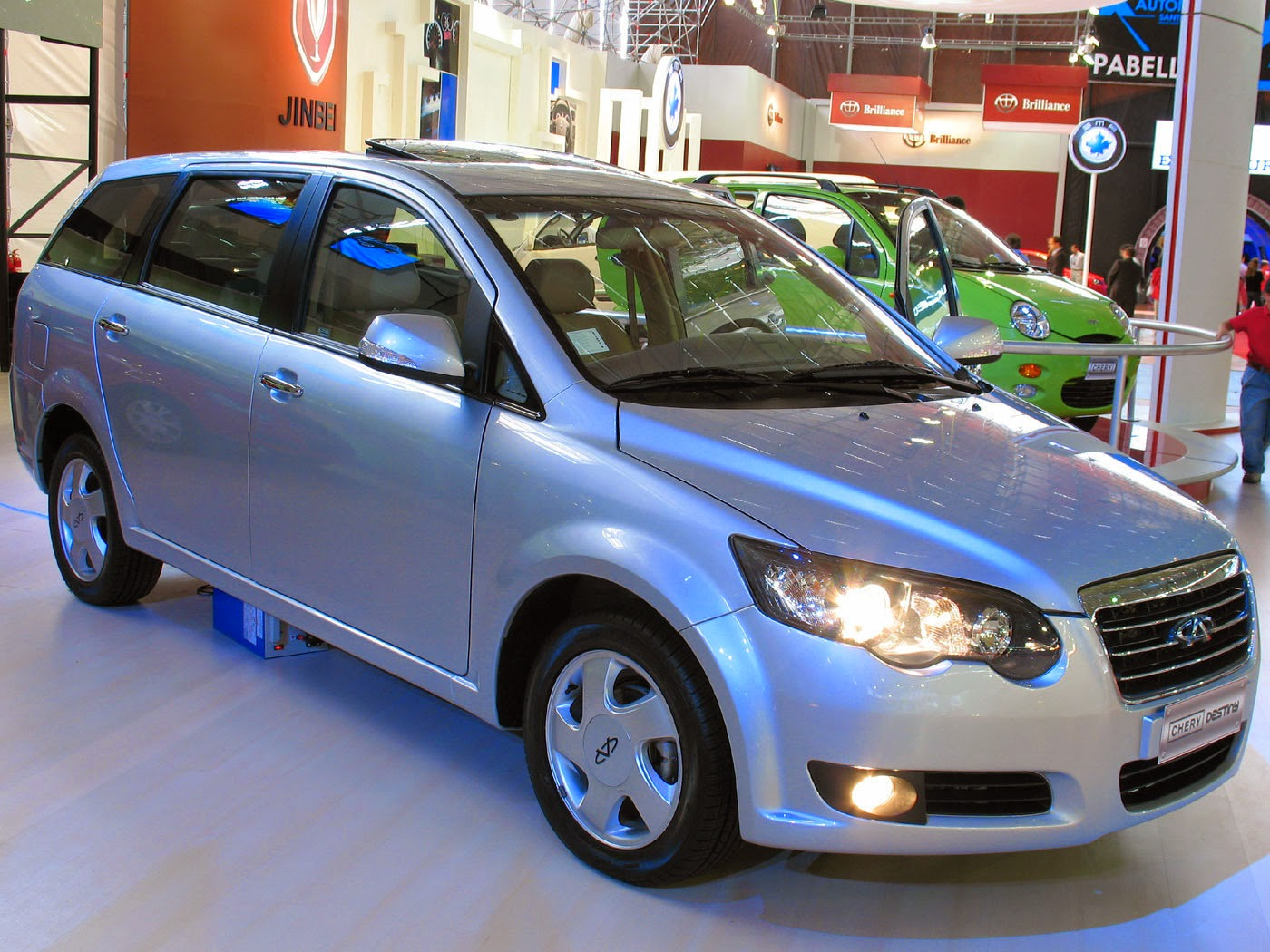 Chery V5, produced since 2008