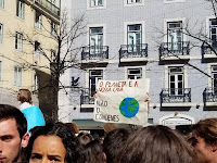 DEFENDER O PLANETA, PRESERVAR O CLIMA