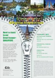 The Great Escape+ Winner February 2013