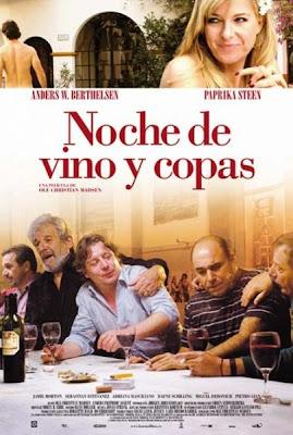 Invitaciones preestreno Noche de Vino y Copas