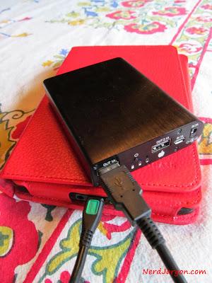 Ruinovo Battery Pack Charging 1st Gen Kindle Fire