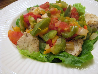 pepper and lime chicken recipe