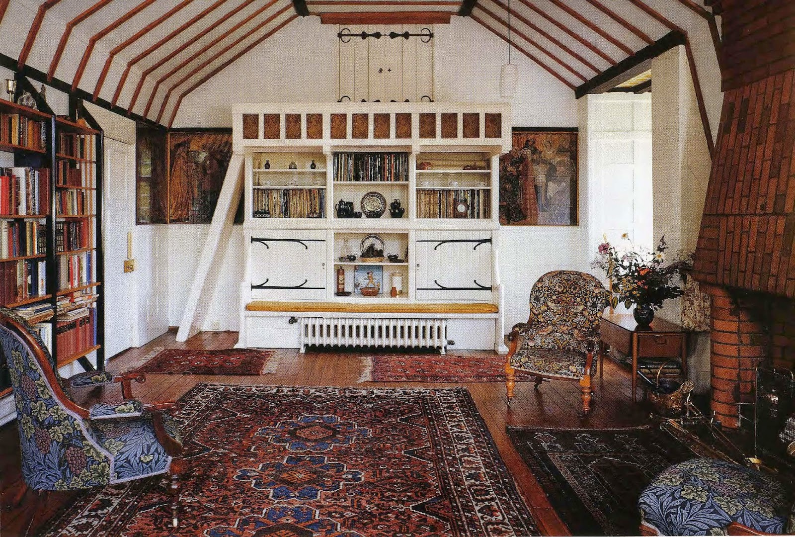 The arts and crafts movement and the canadian contribution for The interiors house