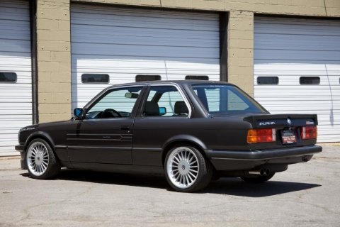 Alpina on Alpina B6 3 5s E30 M3 Photo