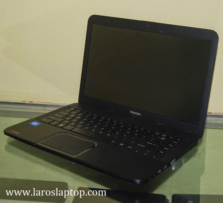 Harga Laptop Second TOSHIBA C800
