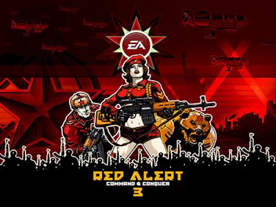 Logo Red Alert 3