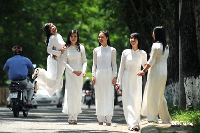 Vietnamese Ao Dai