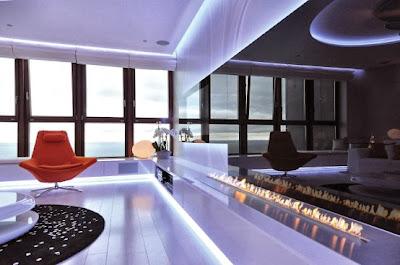 Contoh Desain Rumah Minimalis Apartemen Modern