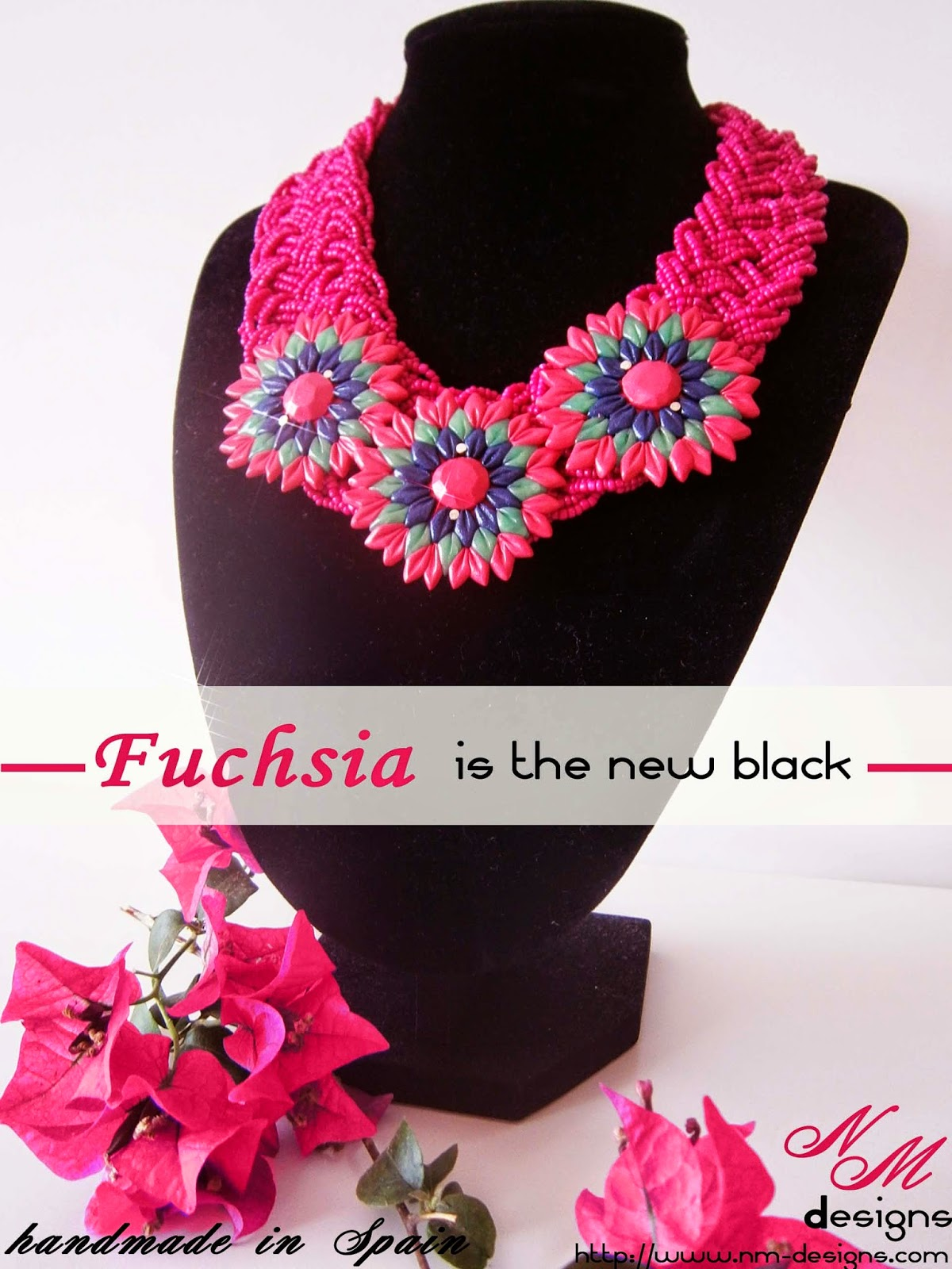 Fuchsia is the new black