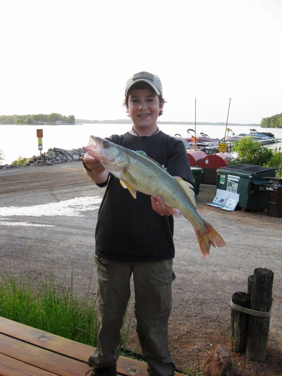 In towne marina news feed lake waconia fishing report and for Lake waconia fishing report
