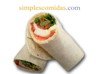 wraps capresse